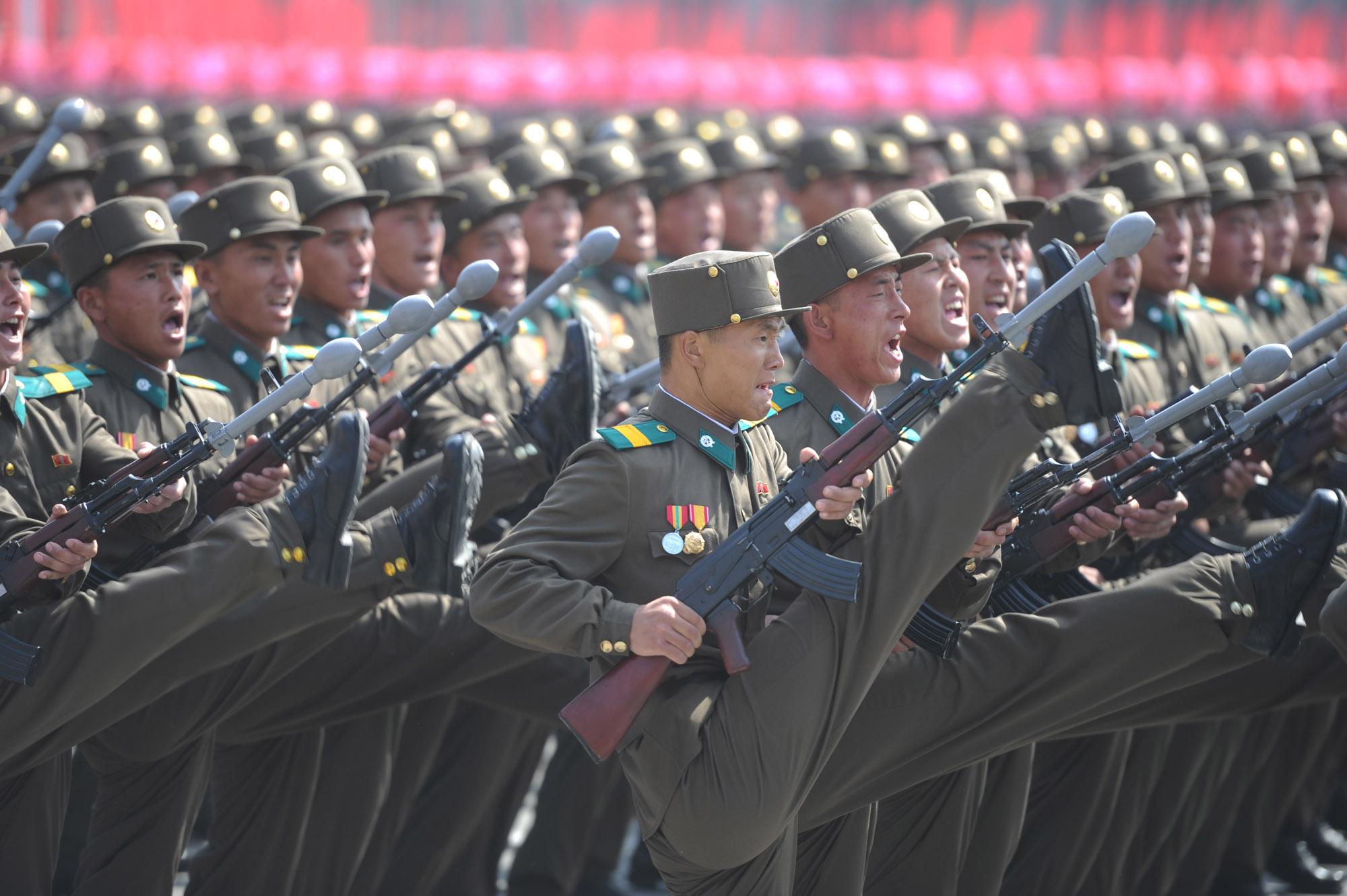 северокорейский маршал фото месторождения