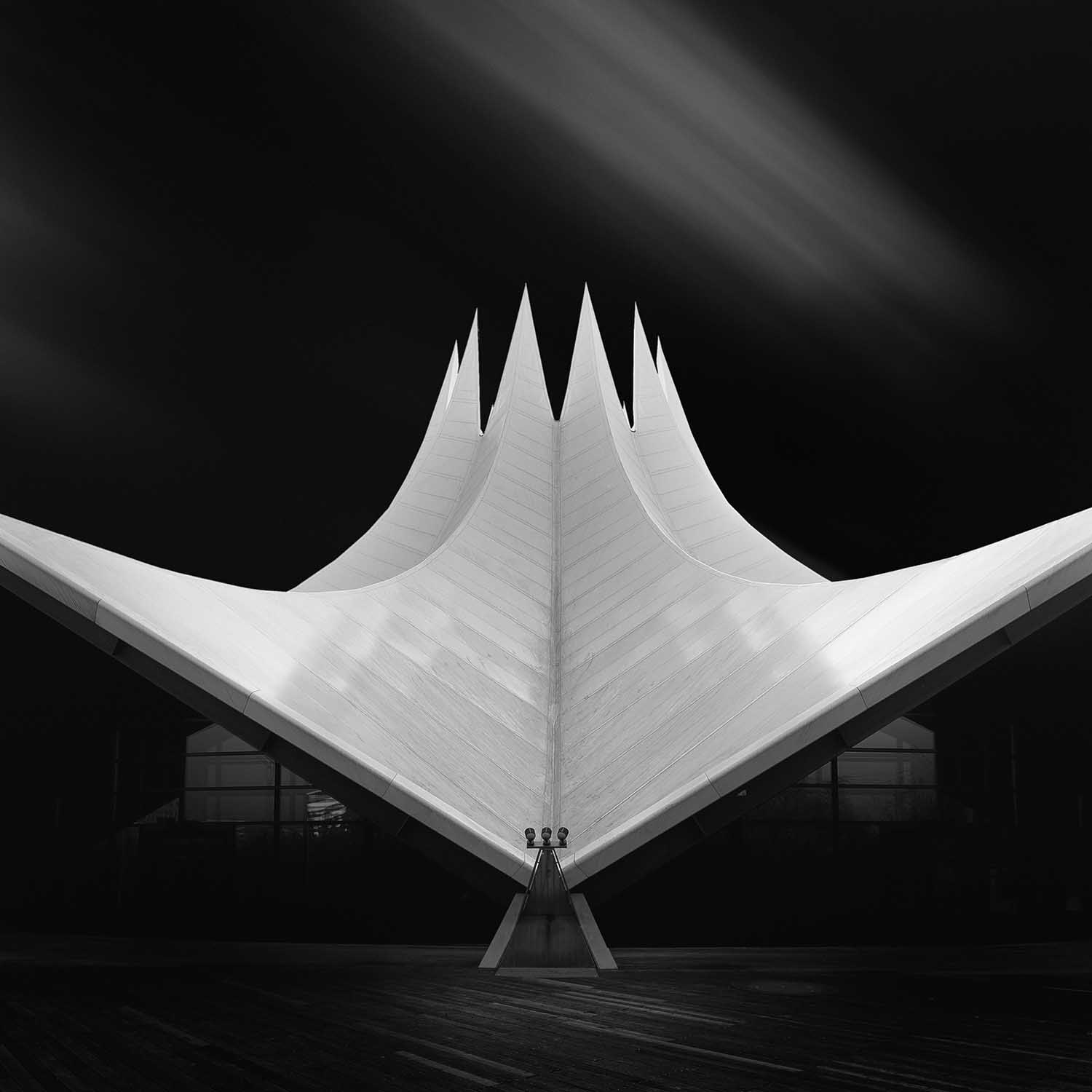 Architecture Photography Awards weekly inspiration - 17 of the best black & white photos from the