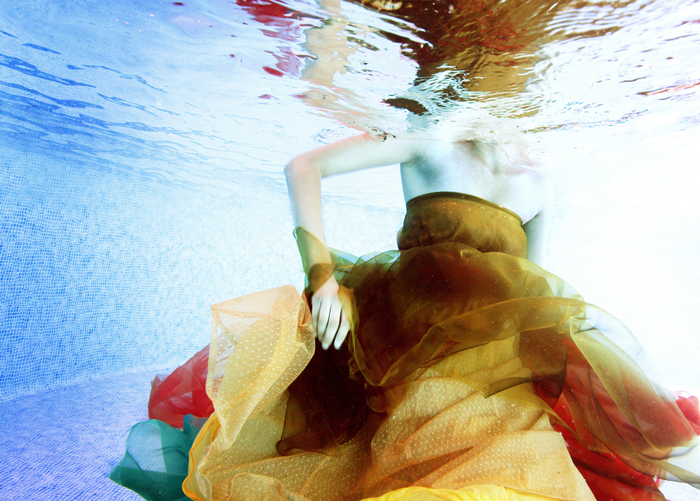 Fashion Beauty World Facebook: Meaghan Ogilvie, Into The Depths