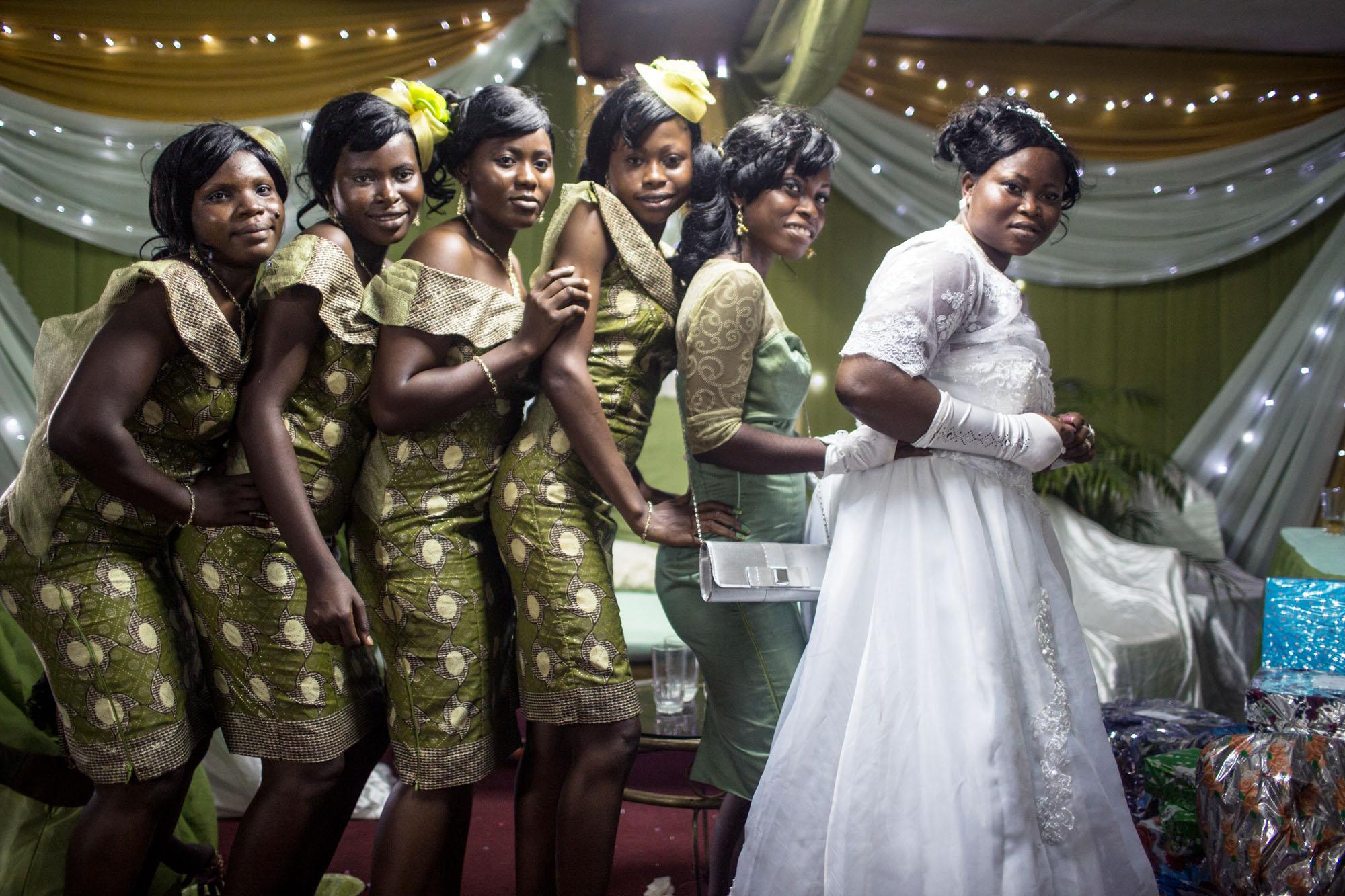 Nigerian Wedding | Glenna Gordon on World Photo Society