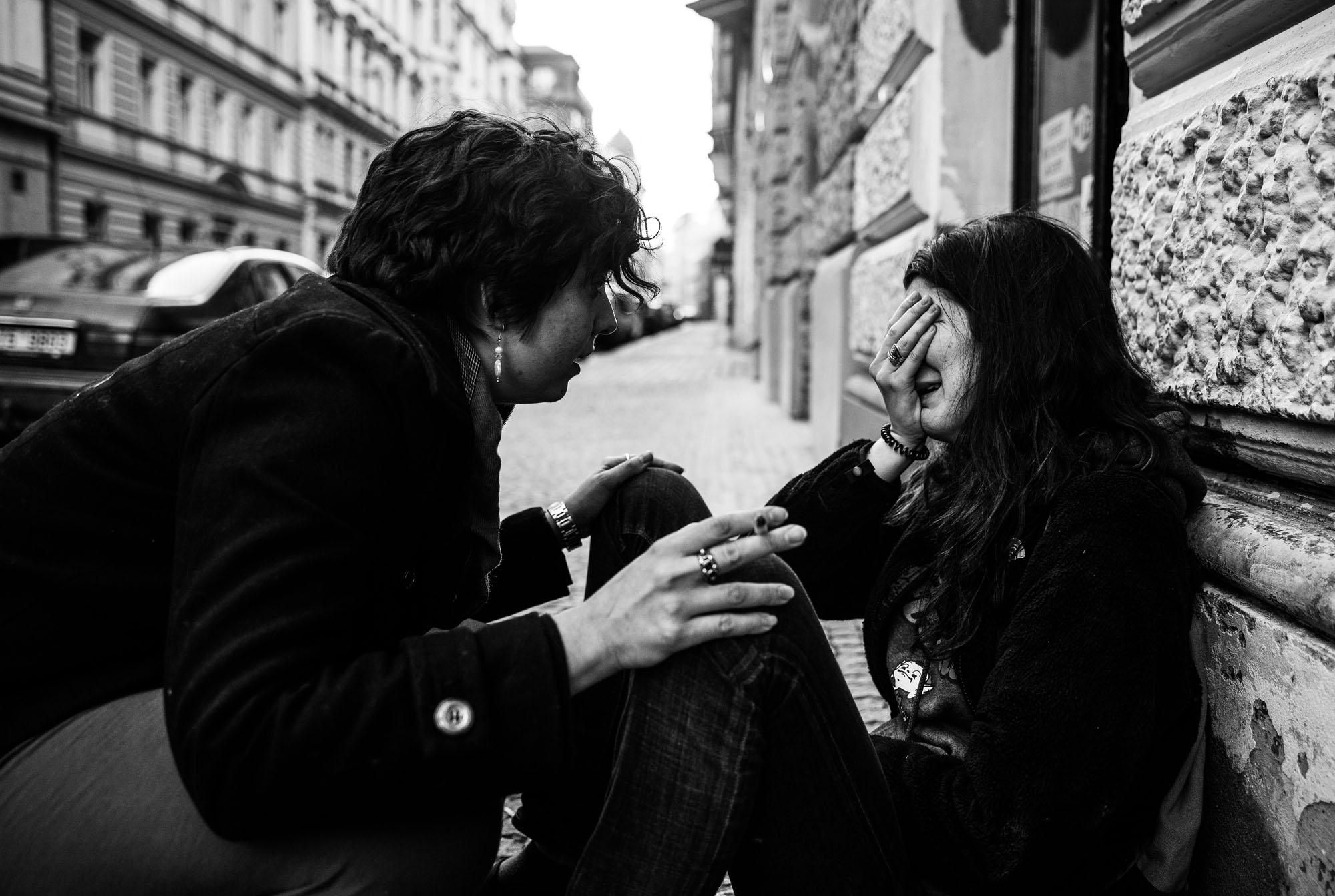 david tesinsky street american subculture photographer around prague subcultures