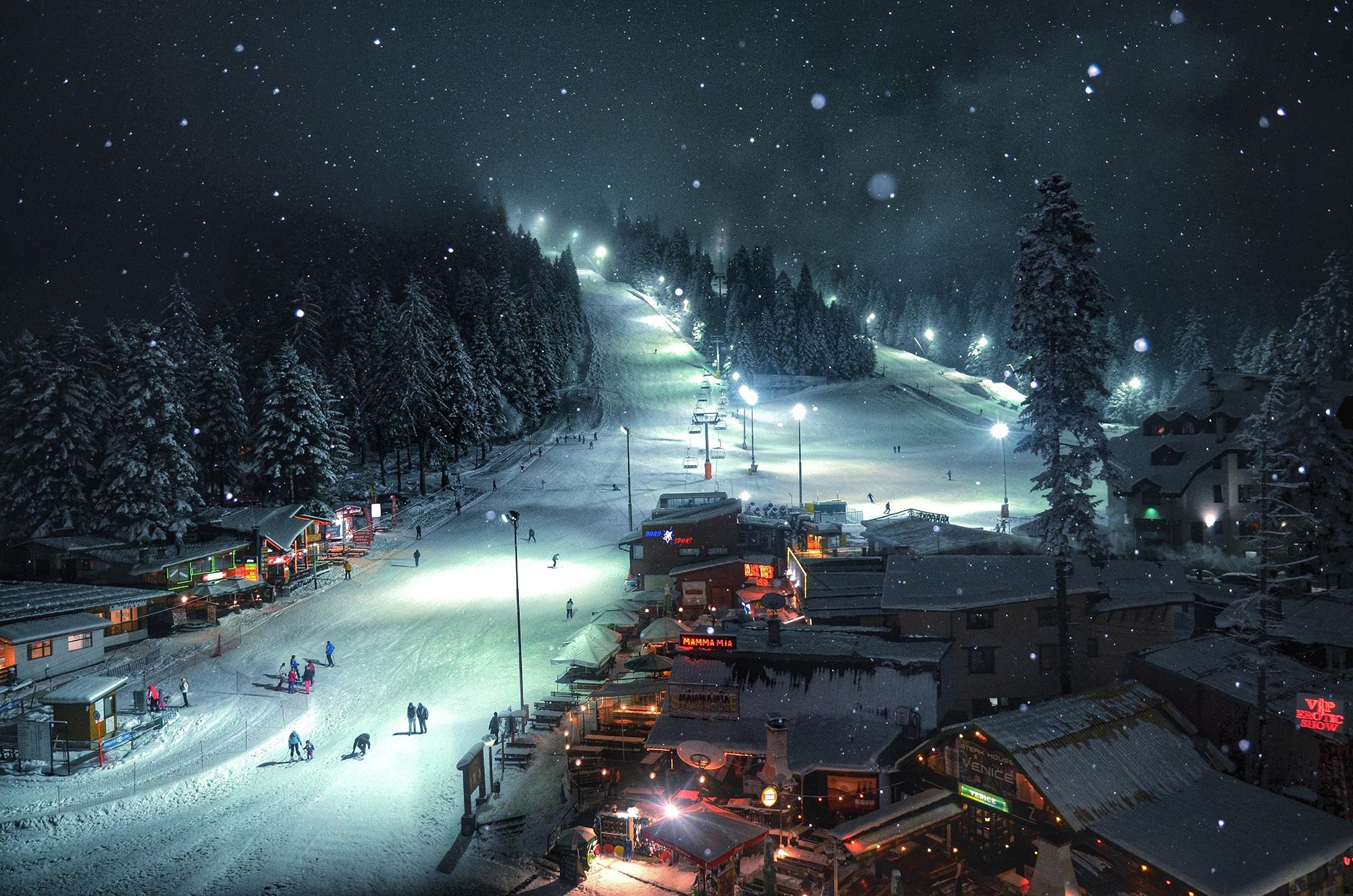 the ski resort of borovets by yasen georgiev   world photography