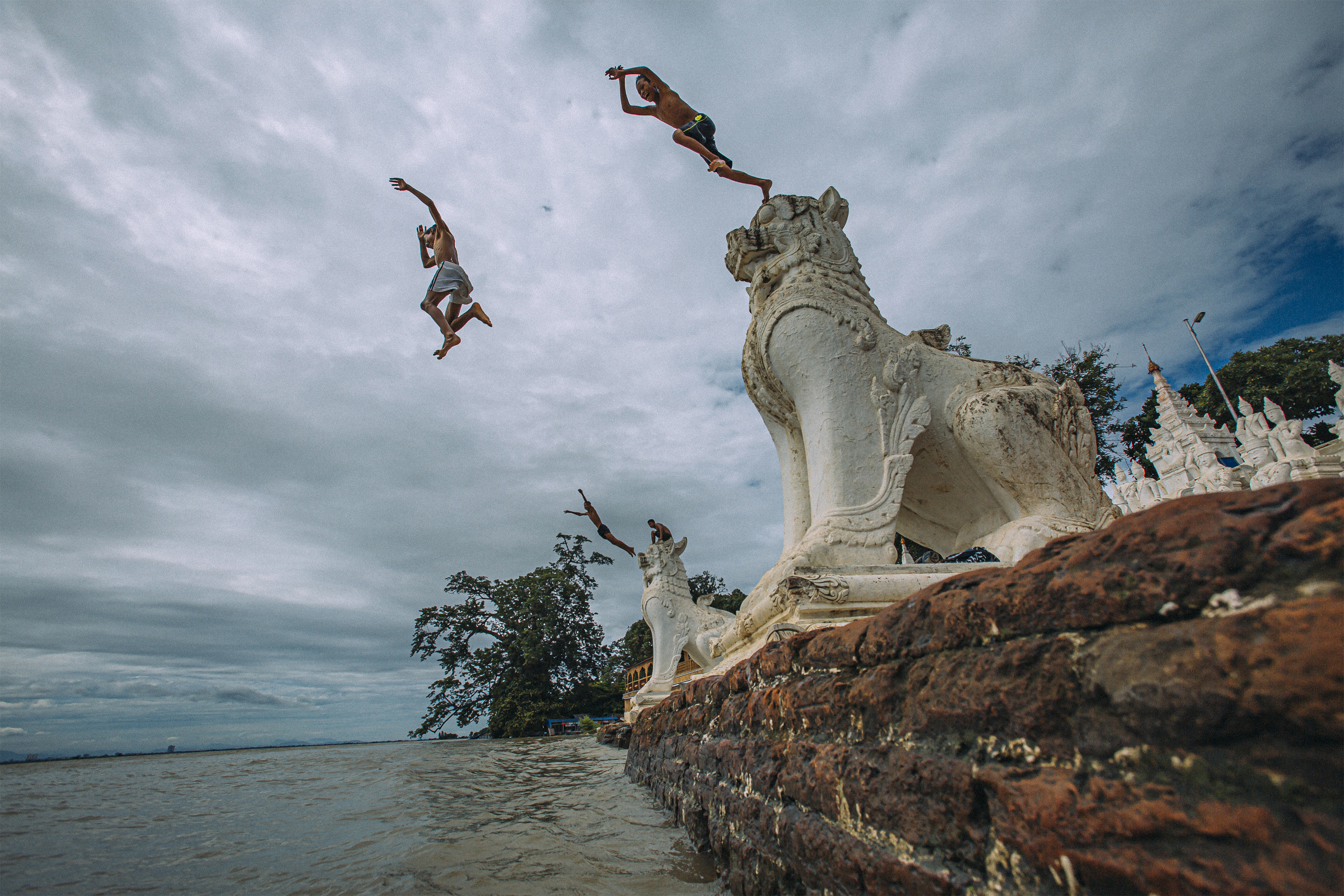 © Zwe Nyi Htet, Myanmar, entry, Open competition, Motion, 2021 Sony World Photography Awards