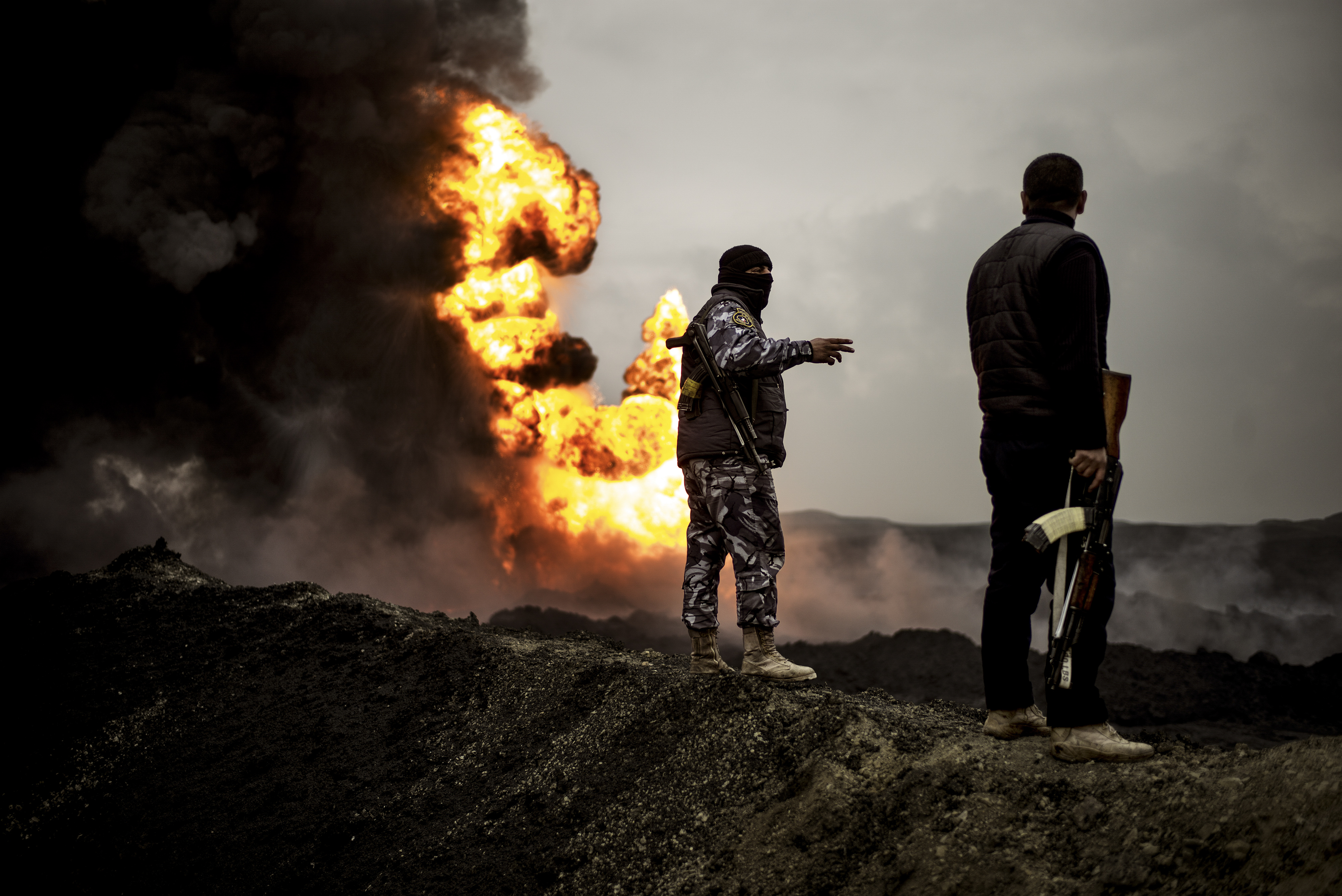 "World Photography Organisation: ""Mosul Liberated"" By Rasmus Flindt Pedersen"